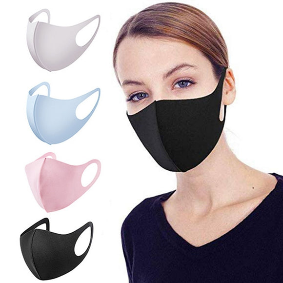 Winter Mouth Mask Breathable Washable Health Beauty Sunscreen Face Masks