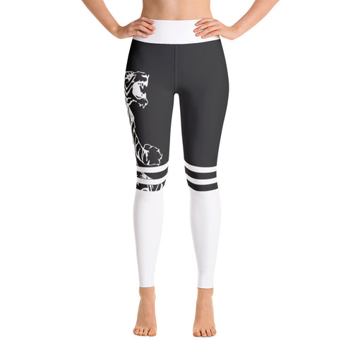 SNOW TIGER LEGGINGS