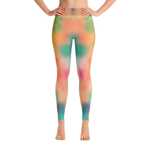 RAINBOW LILIAN YOGA LEGGINGS