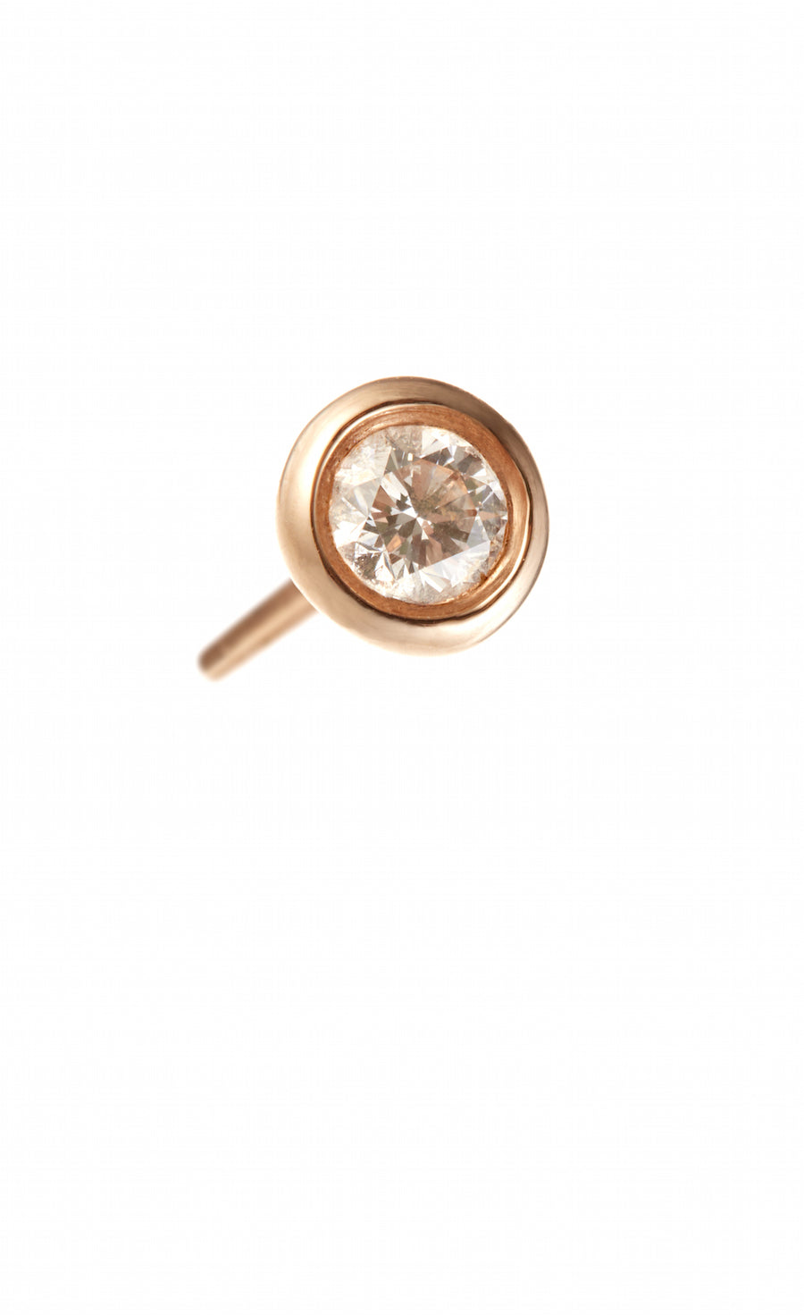 Diamond by the Yard Ear Cuff and Stud