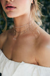 Wire Dancing Choker