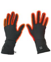 Rechargeable Battery Heated Glove Liners - delspring