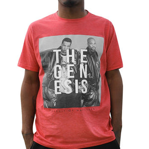 "Rocafella ""Genesis"" Tee - Pursuit Of Happiness"
