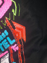 "Neon ""Happiness Hotel"" Sweater - Pursuit Of Happiness"