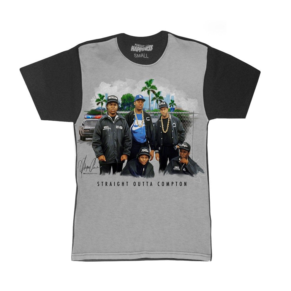N.W.A Straight Out Of Compton T-shirt