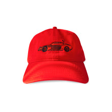 Ferrari Dad Hat (Red) - Pursuit Of Happiness