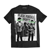 Black Panthers Huey Newton Black T-Shirt