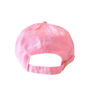 Rubik's Dad Hat (Pink)