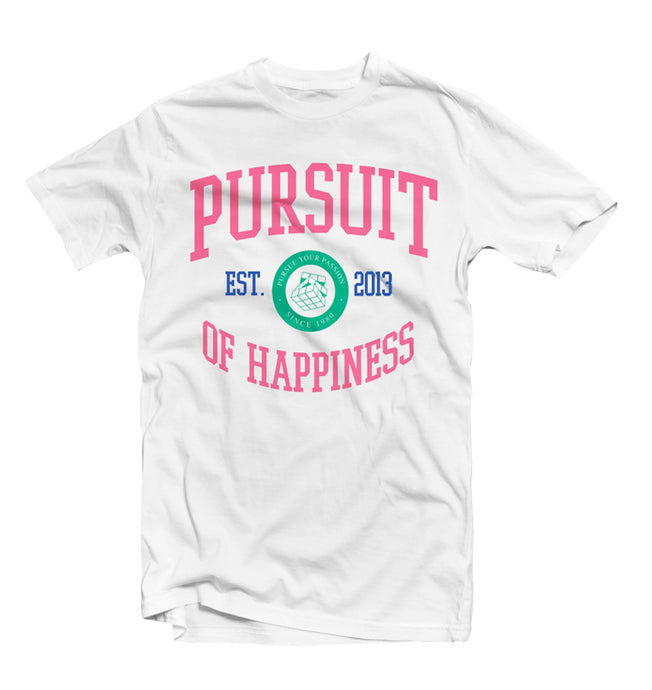 South Beach Tee - Pursuit Of Happiness