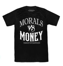 """Morals VS Money"" Tee"