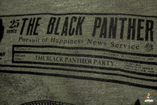 Huey Newton Black Panther Party Revolution Olive Green T-Shirt