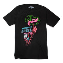 Neon Pursuit Of Happiness Miami Hotel Tee