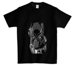 Black Panther T-Shirt (Marvels Action Hero)
