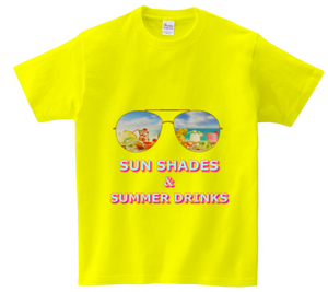 Summer Sun Glasses Shirt
