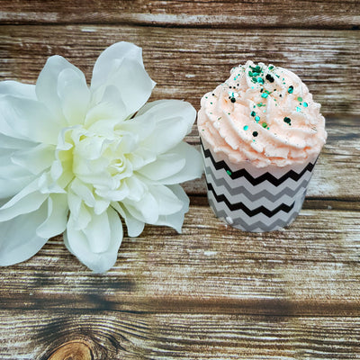 Cupcake Bubbling Bath Bomb Pack