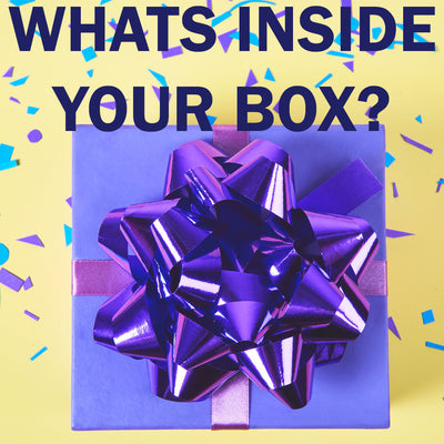 Mystery Bath and Body Box - Bath Time Fun