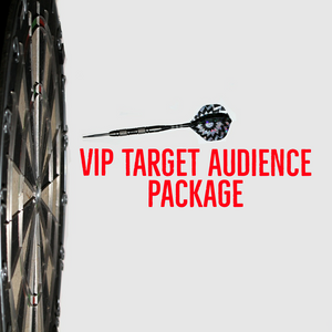 VIP Target Audience Package