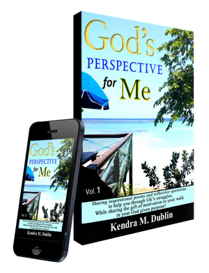 God's Perspective For Me Volume 1©