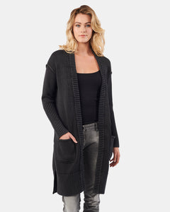 Khloe Cardigan Coal