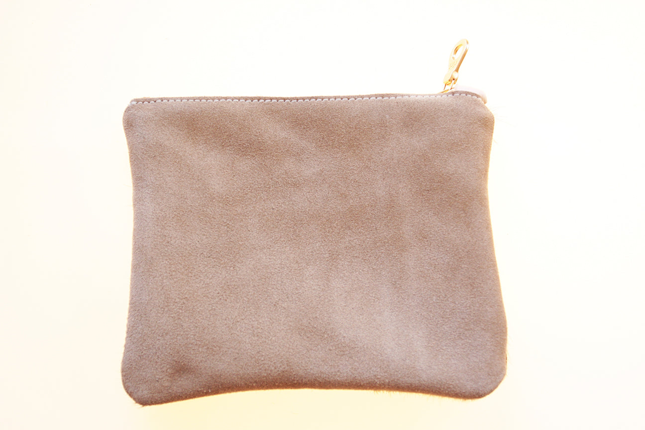 Leopard Nomadic Pouch
