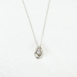 The Quarry Necklace in Silver