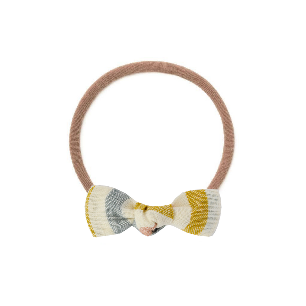 Load image into Gallery viewer, Sutton Stripe // Petite Knot Bow
