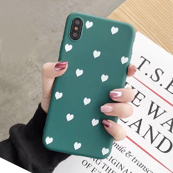Heart collection - Green