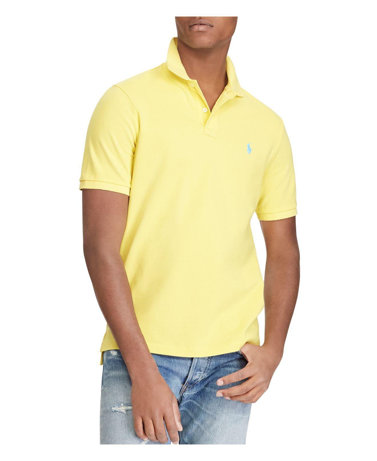 Lauren Slim Fit Polo Ralph Mesh Custom uTlJcF5K13