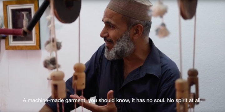 Why Handmade products are better for you and the workers | The ethics of weaving with Ryadh from Jerba