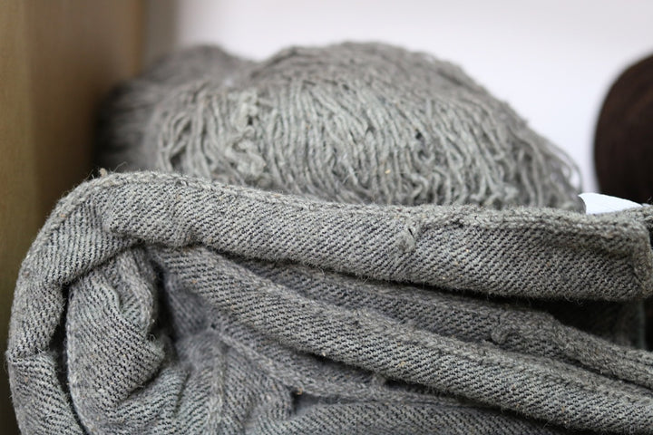 The benefits of raw wool and how to soften it!