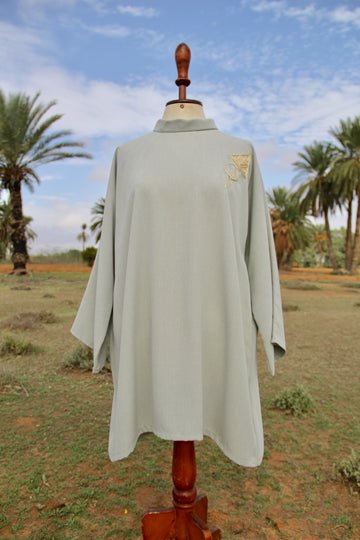 Tataouine Tunic Emerald Gold