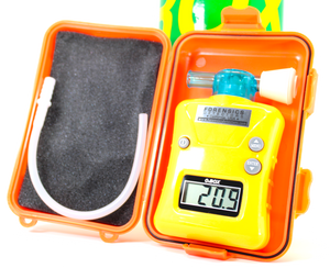 Oxygen Analyzer for Scuba Diving