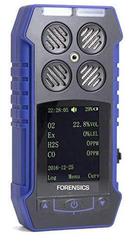 Multigas Detector | Data Logging