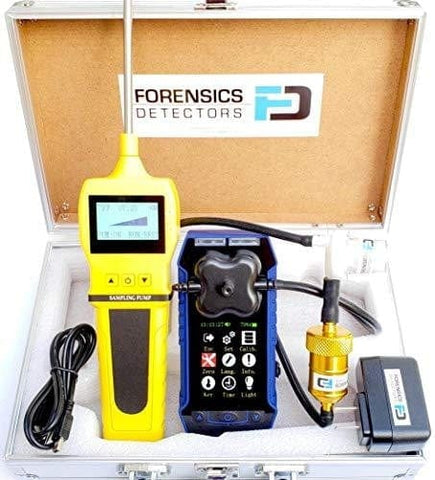 Professional Combustion Analyzer | Flue Gas