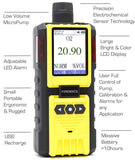 Oxygen Analyzer | O2, Weld, N2 Leak
