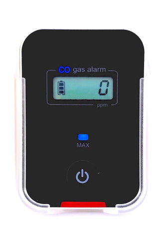 Car Aircraft Carbon Monoxide Detector