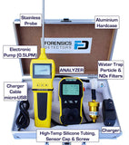 Residential Combustion Analyzer | Flue Gas
