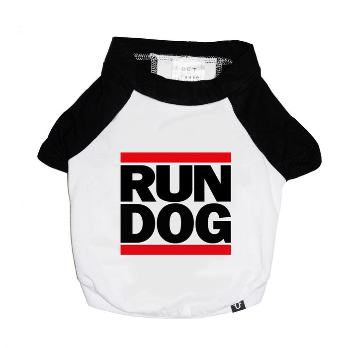 RUN-D.O.G Raglan Dog Tee