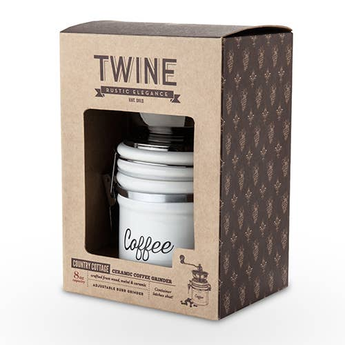 Twine - Ceramic Coffee Grinder