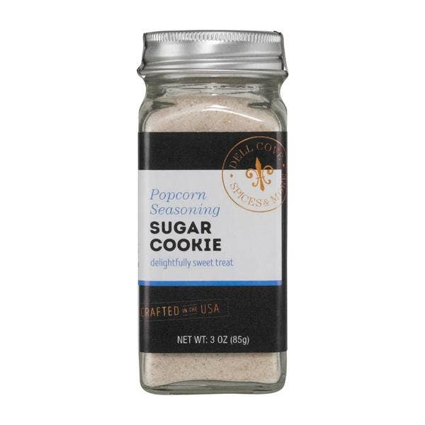 Dell Cove Spices & More Co. - Sugar Cookie Popcorn Seasoning