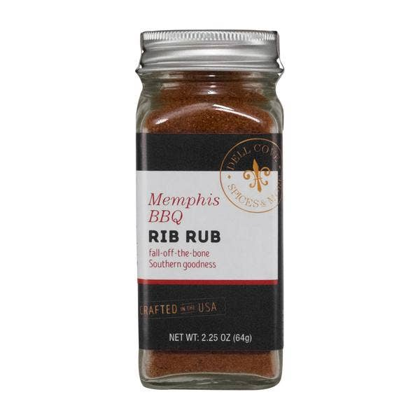Dell Cove Spices: Popcorn Seasoning - Memphis BBQ Rib Rub