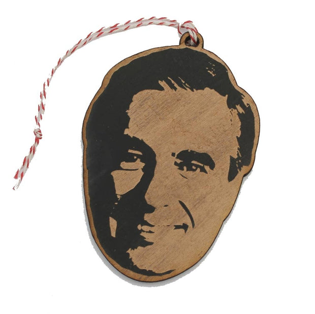 LetterCraft - Mr. Rogers Ornament