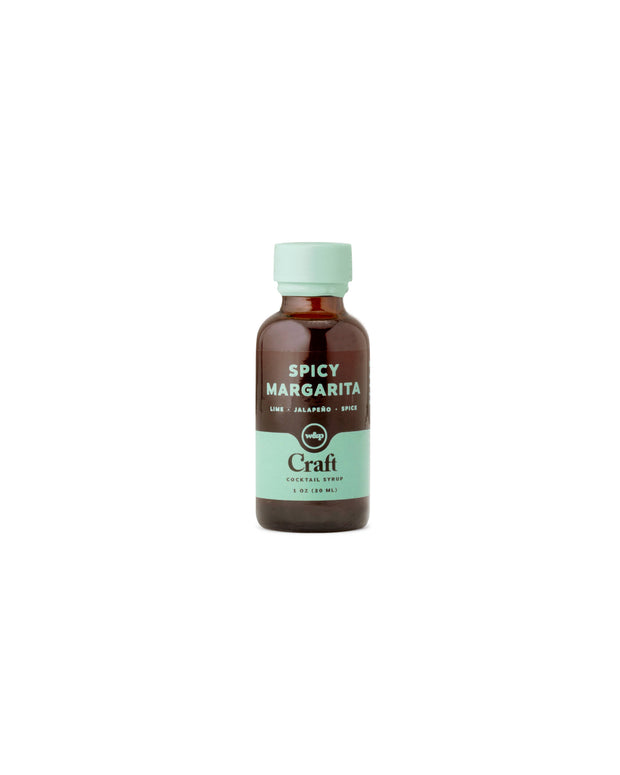 Craft Spicy Margarita Cocktail Syrup 1 oz