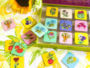 Little Likes Kids: Memory Game - Sweetgrass Head Basket