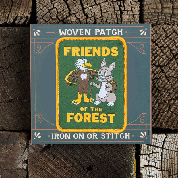 Good & Well Supply Co.: Friends of the Forest Patch