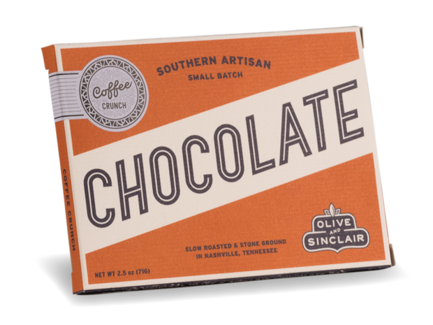 Olive & Sinclair: Coffee Chocolate Bar