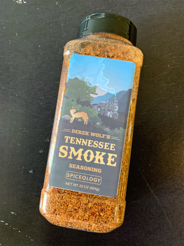 Spiceology: Derek Wolf blend - Tennessee Smoke