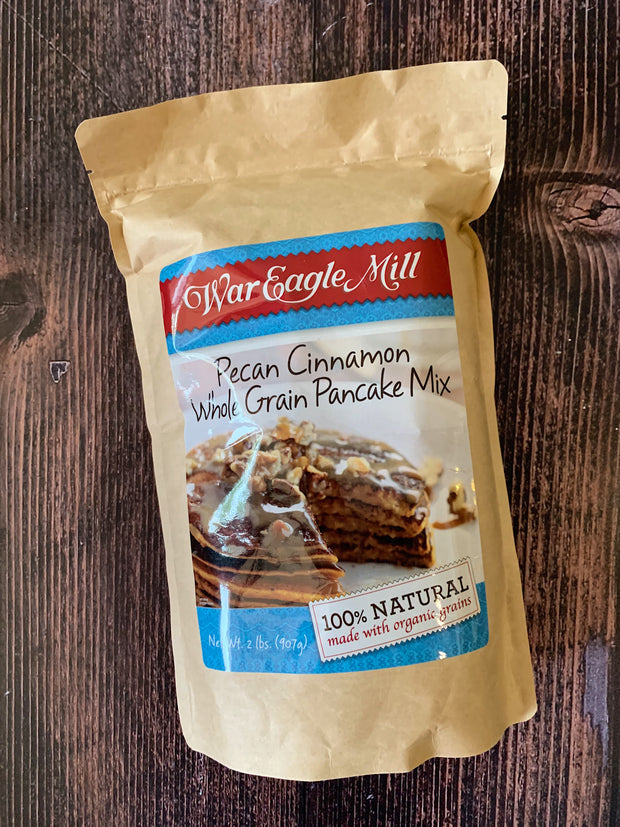 War Eagle Mill: Pecan Cinnamon Pancake Mix