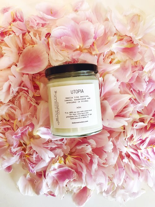 Lovestruck Co: Utopia Candle