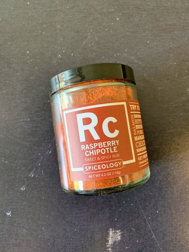 Spiceology: Raspberry Chipotle™ Rub